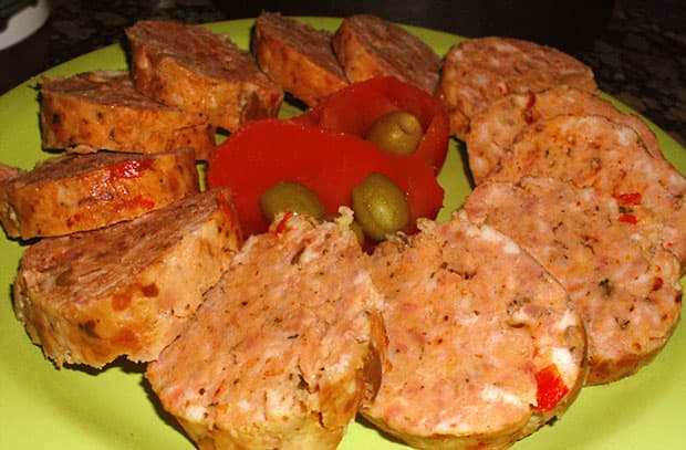 Fiambre de Carne picada