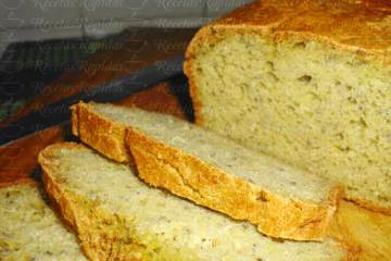 Pan con Harina de Arvejas