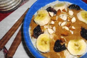 Cómo hacer gachas de avena o porridge