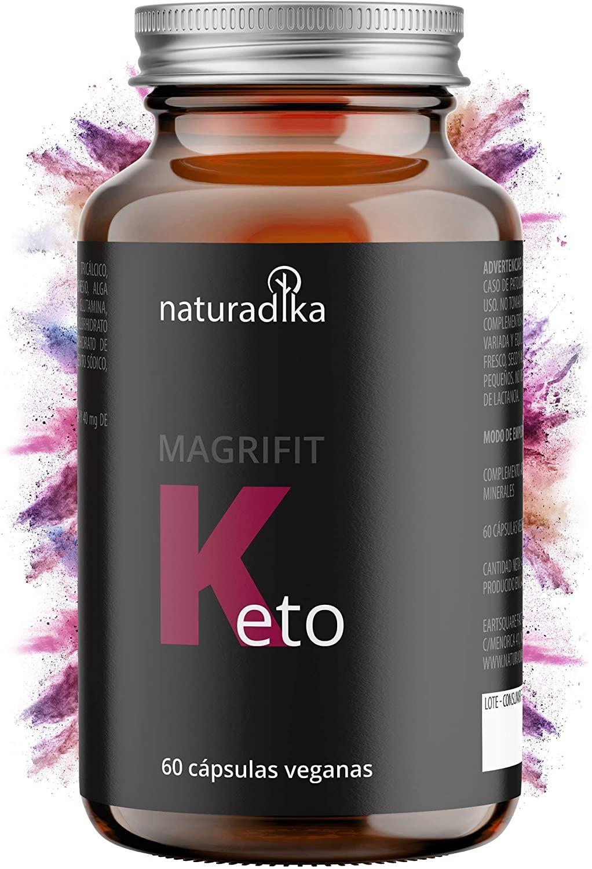 MAGRIFIT KETO - Suplemento Keto Plus Para Dietas Quema Grasas Potente Y Rapido