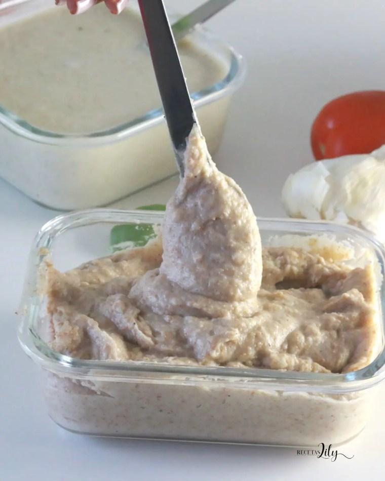 salsa bechamel de avena