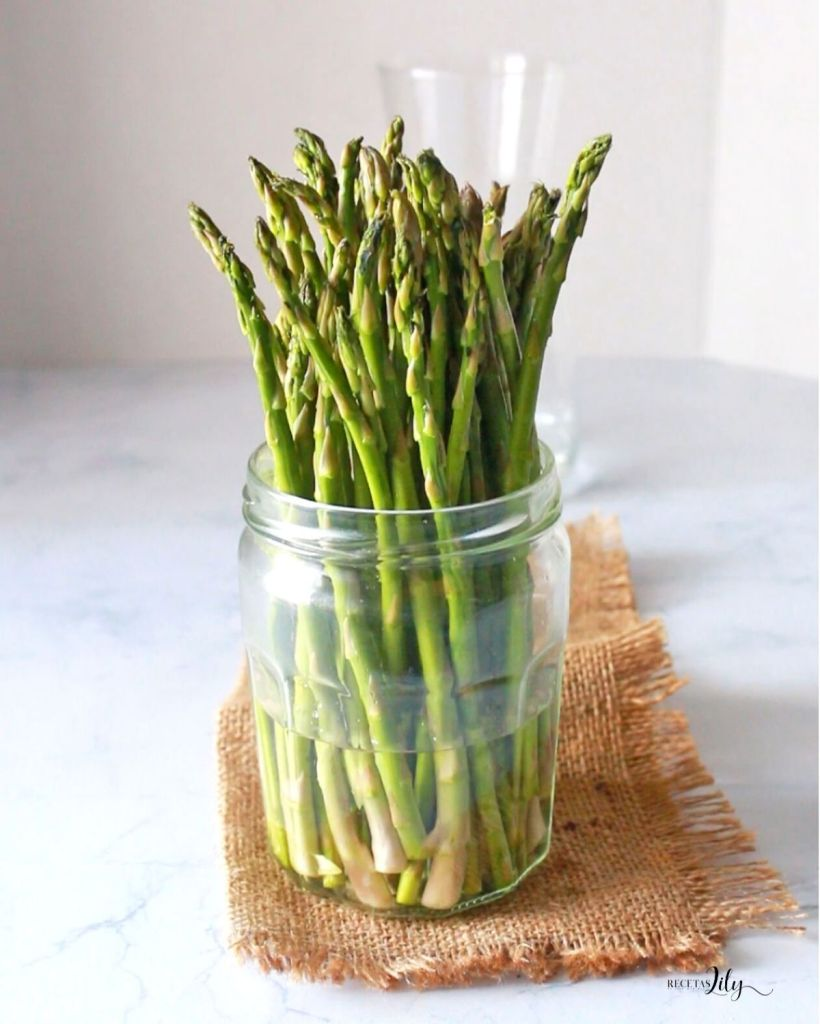 Cómo conservar verduras