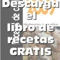 Libro de recetas de cocina gratis