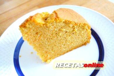 Bizcocho de zanahoria - Recetas de cocina RECETASonline