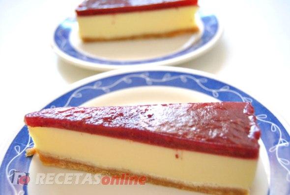 Tarta-de-queso-y-frambuesas---Recetas-de-cocina-RECETASonline