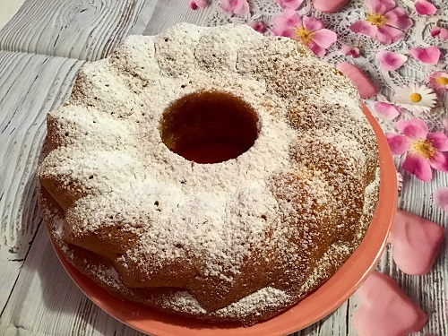Bundt Cake de calabaza especiado