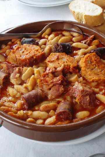 Fabada Asturiana - Receta tradicional