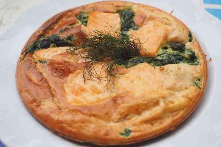 recetas tortas de salmon