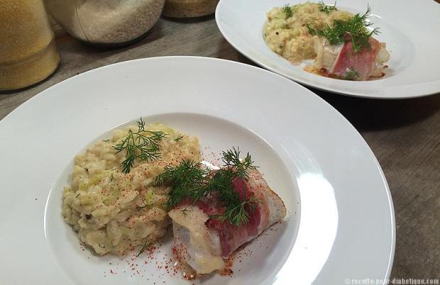 eglefin-risotto-poireau