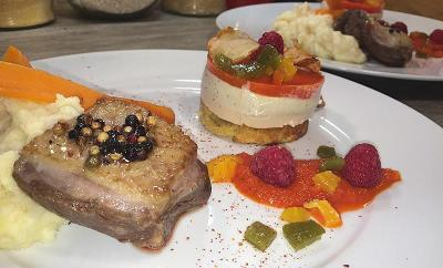 magret-bavarois-foie-gras