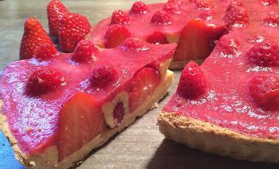 tarte-fraise-diabetique