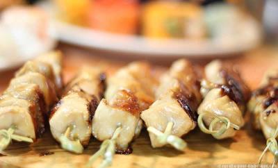poulet-yakitori
