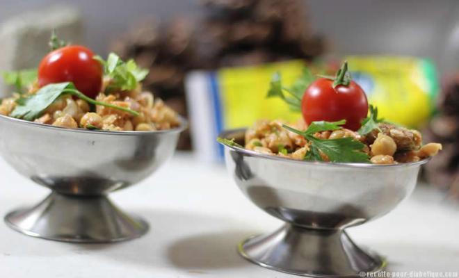 salade-pois-chiche-harissa