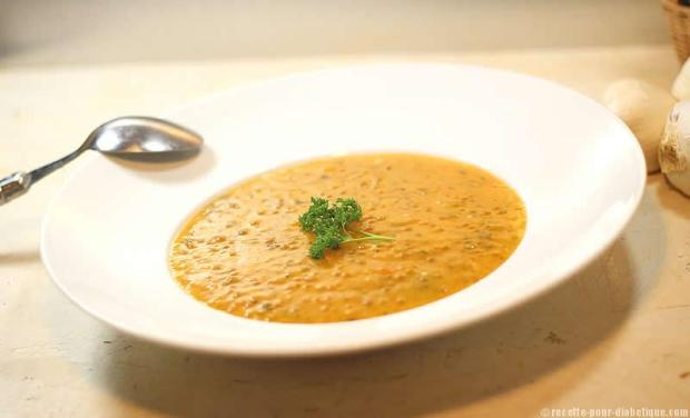 soupe courge perles- apon