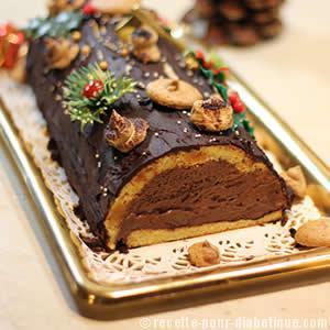buche-chocolat-sans-sucre