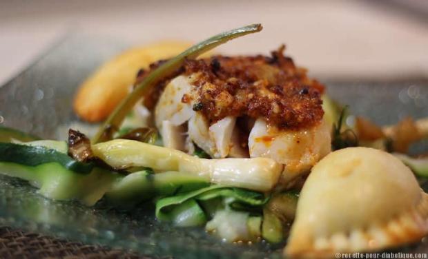 cabillaud-croute-chorizo-fenouil