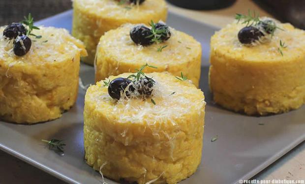 polenta-provencale