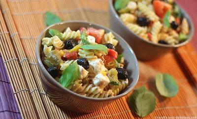salade-pates-grecque
