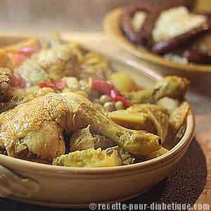 couscous-poulet