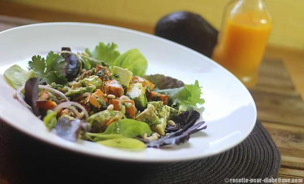 salade-patate-douce