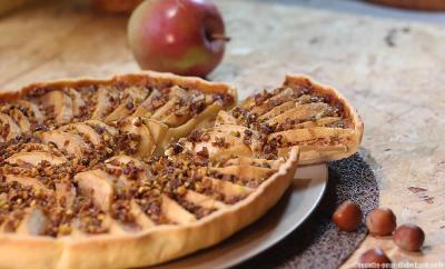 tarte-aux-pommes-noisettes