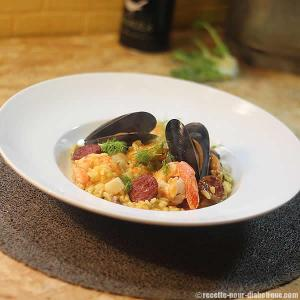 risotto-paella