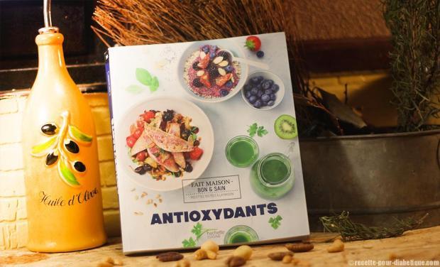 livre recette antioxydants