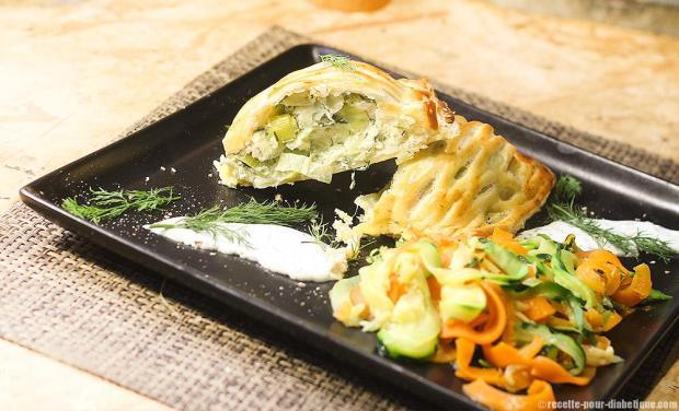 feuillete-saumon-poireaux