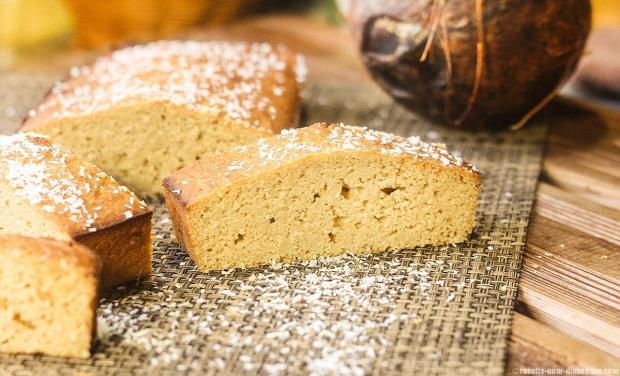 Gâteau Yaourt Coco Sans Sucre Raffiné Ig Bas