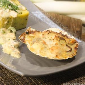 saint-jacques-saumon-polenta