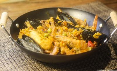 paella-poulpe