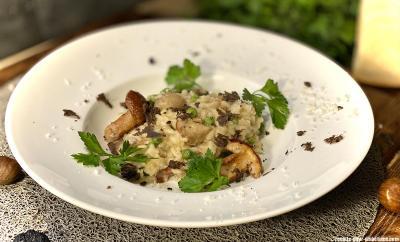 risotto-truffe-cepes