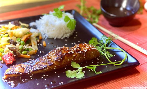 saumon-sauce-teriyaki