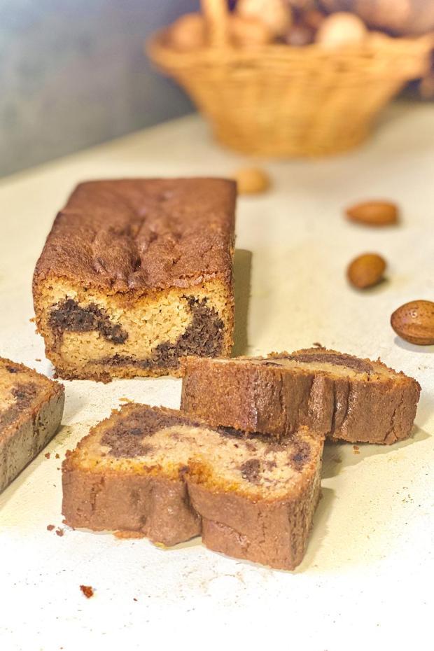 marbré chocolat sans sucre