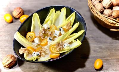 endives-noix-kumquat-roquefort