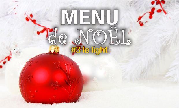 menu noel light
