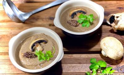 veloute-champignon-morilles