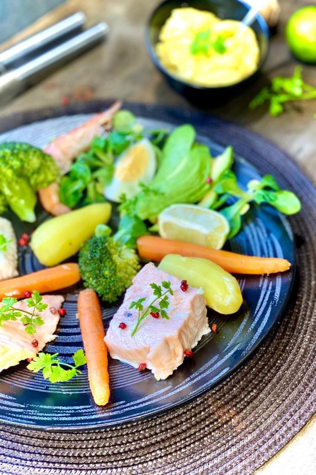 poissons-legumes-vapeur