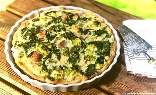 tarte-poissons-epinard-brocoli