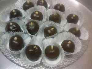 Boulettes aux amandes sans gluten