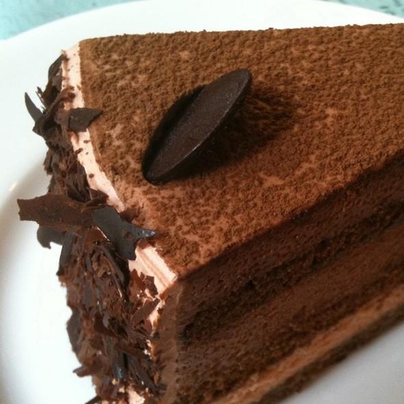 gu00e2teau royal au chocolat avec thermomix