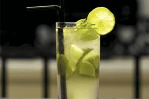 Cocktail cubain sans alcool thermomix