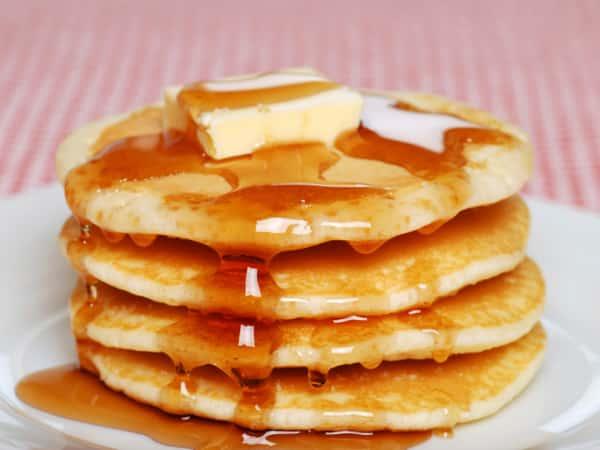 Pancakes moelleux au thermomix