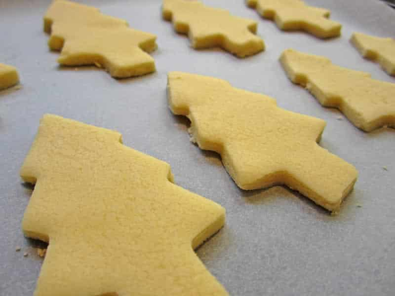 sables de noel au thermomix