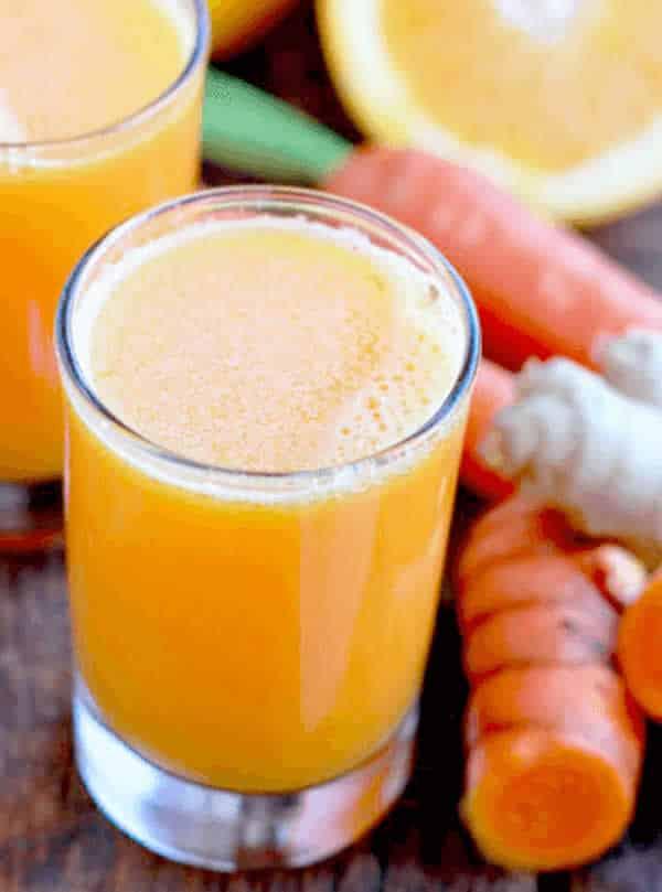 Jus de Fruits Tonique au thermomix