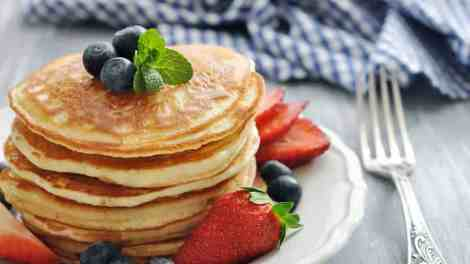 Healthy Pancake au thermomix