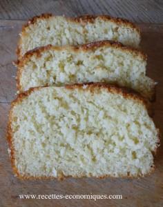 cake noix coco