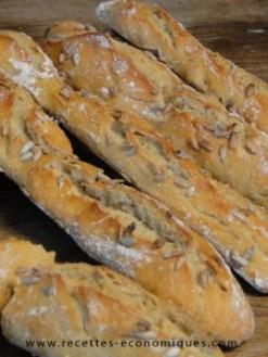 pain sans petrissage baguettes magiques (5)