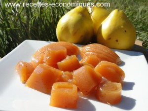 pate de coings thermomix