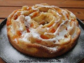 recette-gateau-abricots